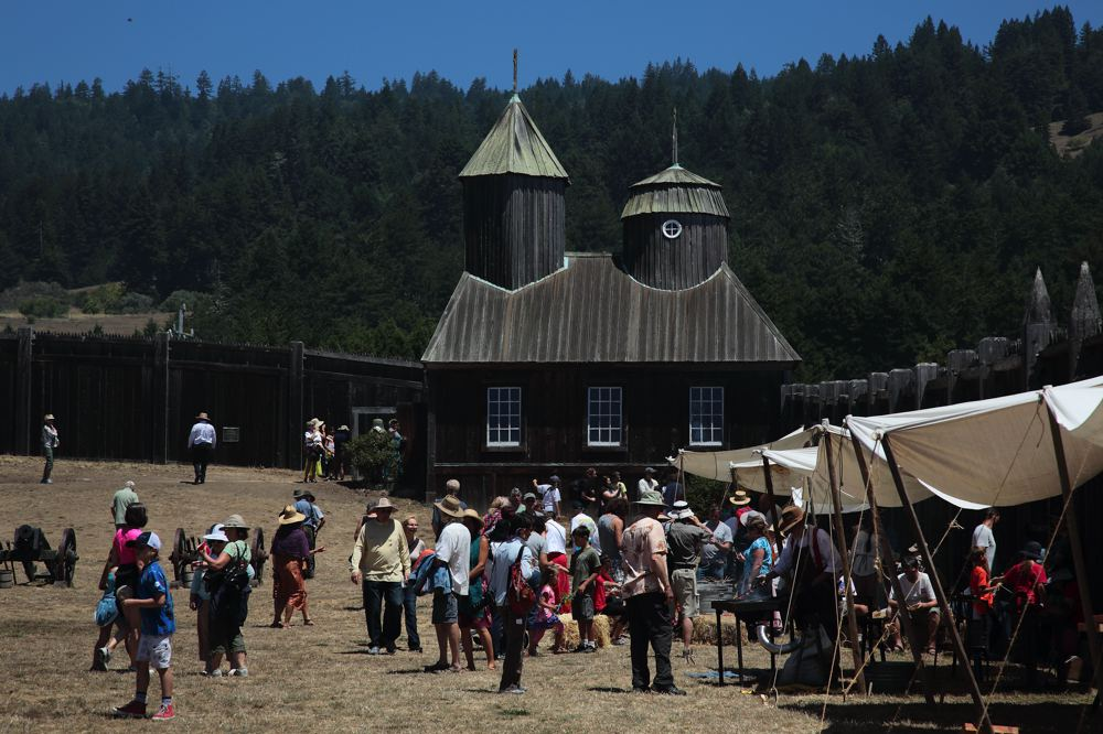 Fort Ross Heritage Day